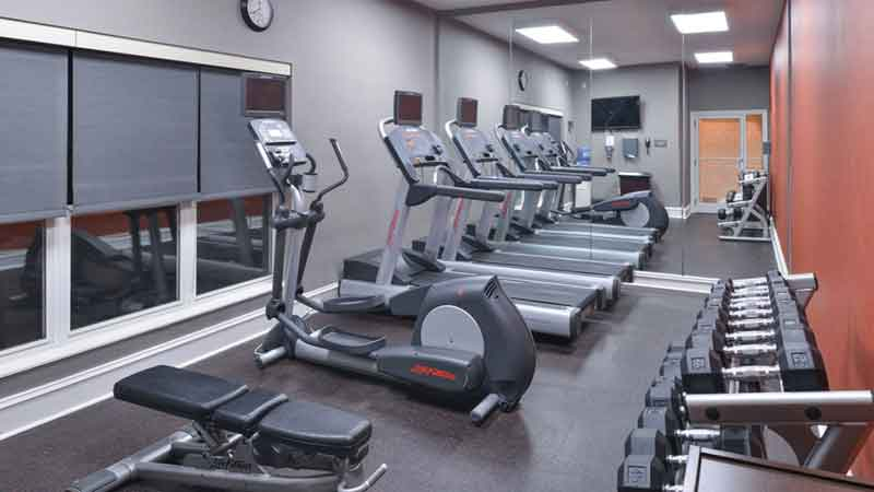 Residence Inn Pinehurst Southern Pines - Fitness Center
