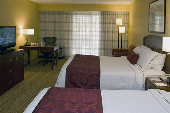 Courtyard By Marriott San Diego Central Huntington Hotel Group